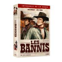 Coffret Les Bannis L'intégrale de la série DVD