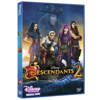The DescendantsDescendants 2 DVD