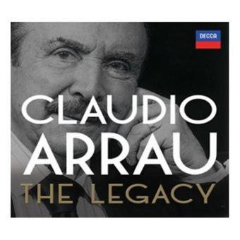 ARRAU CLAUDIO LEGACY BOX 7CD