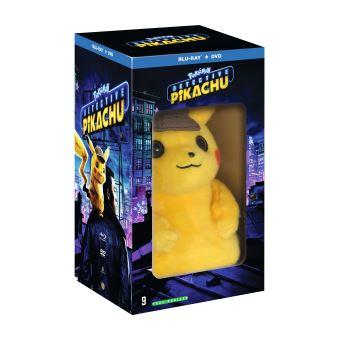 Les PokémonPokémon Détective Pikachu Edition Limitée Combo Blu-ray DVD