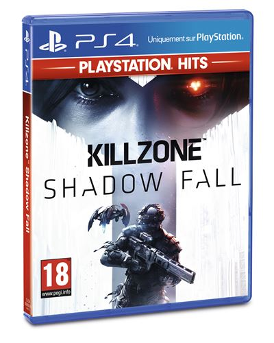 Killzone : Shadow Fall PlayStation Hits PS4