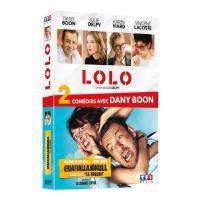 Coffret Dany Boon 2 films DVD