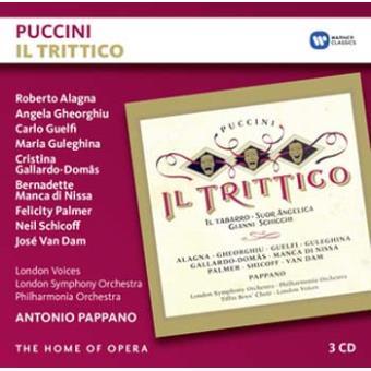 Puccini: Il trittico Air Studios Hampstead Londres 1997
