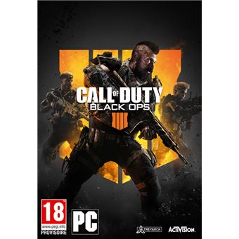 Call Of Duty Black OPS 4 FR / NL PC