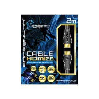 DRAGON WAR HDMI 2.0 4K ETHERNET LIGHTNING CABLE PS4