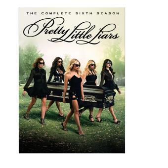 Pretty Little LiarsPretty little liars Saison 6 DVD
