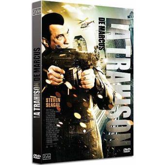 La Trahison de Marcus DVD