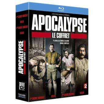 ApocalypseCoffret Apocalypse Blu-ray