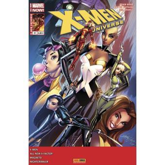 X-MenX-men universe