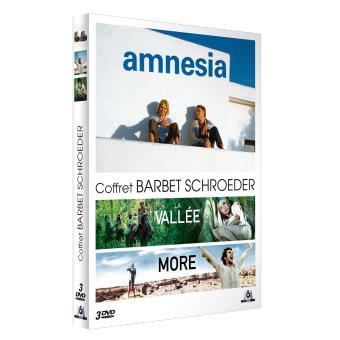 Coffret Schroeder 3 films DVD