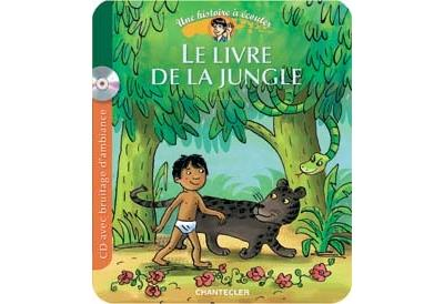 Le livre de la jungle + cd