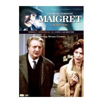 MAIGRET BOX 5 (3DVD) (IMP)