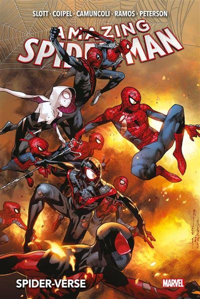 Amazing Spider-Man (2014) T02 - Spider-Verse - 9791039102407 - 21,99 €