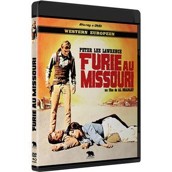 Furie au Missouri Combo Blu-ray DVD