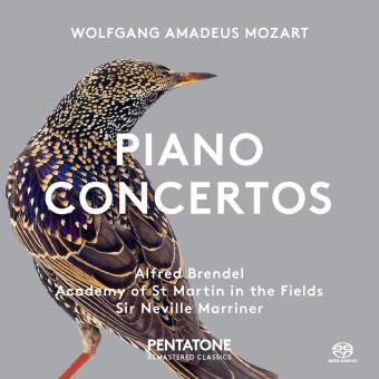 Piano Concertos numéros 12 & 17