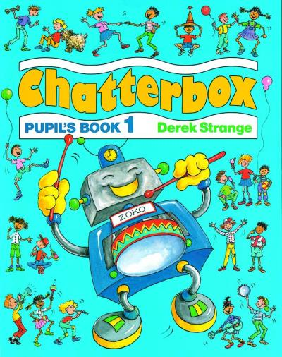 Chatterbox,1:pupil's book