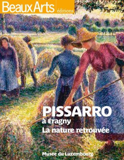 Pissaro a eragny, l'anarchie et la nature