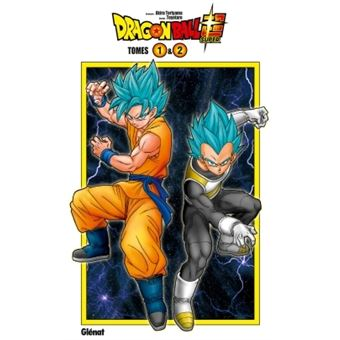 dragon ball super coffret 2 volumes tome 1 et tome 2 dragon ball super coffret tome 01. Black Bedroom Furniture Sets. Home Design Ideas