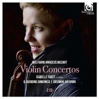 COMPLETE VIOLIN CONCERTOS/2CD