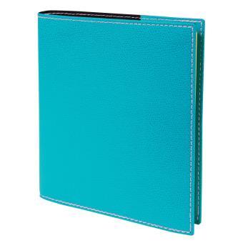 Agenda semainier 2015-2016 QuoVadis Executif Club Turquoise