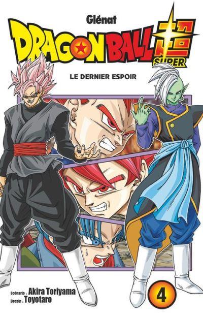 Dragon Ball Super - Tome 04 - 9782331037627 - 4,99 €