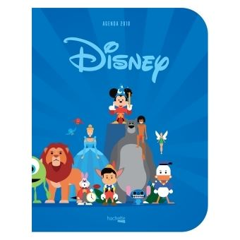 Agenda Disney Graphics 2018