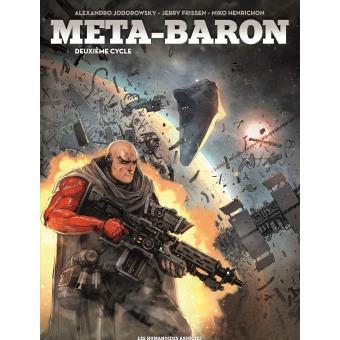 Méta-BaronMéta-Baron - Coffret T3 & 4