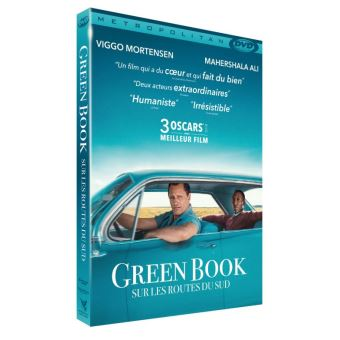 Green Book : Sur les routes du sud DVD