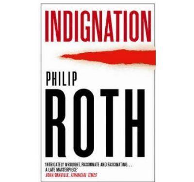 Indignation de Philip Roth (author)