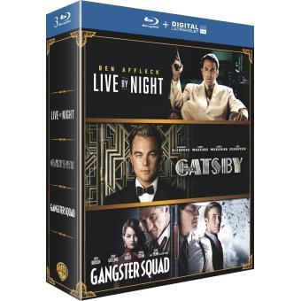 Coffret Prohibition Blu-ray