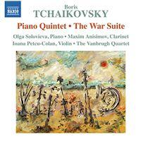 Klavierquintett/War Suite,The