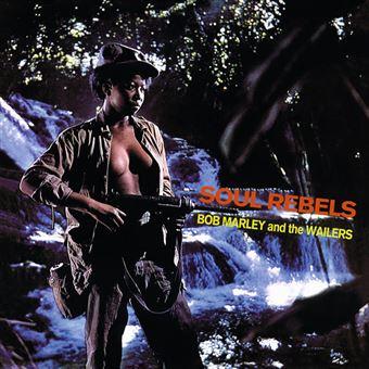 Soul Rebels - CD