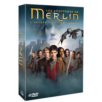 MerlinMerlin Saison 4 DVD