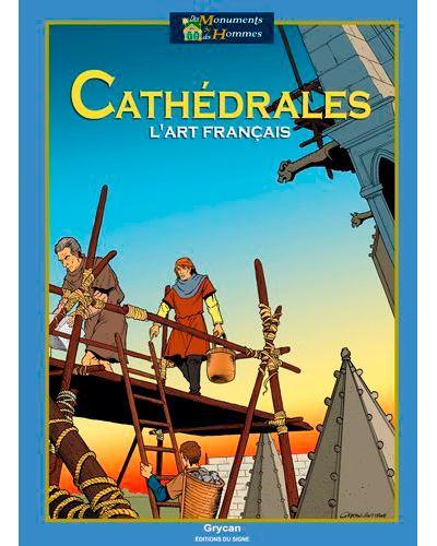 Bd cathédrales - l'art français