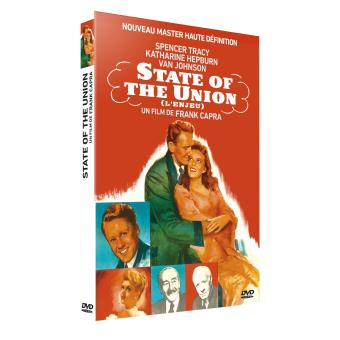 STATE OF THE UNION- DVD-FR