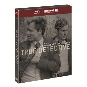 True DetectiveTrue Detective  Coffret intégral de la Saison 1 - Blu-Ray