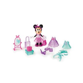 Poupée Minnie Fashionista Shopping Imc Toys