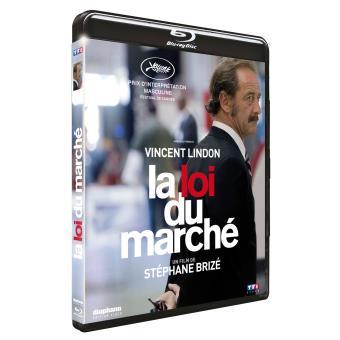La loi du marché Blu-ray
