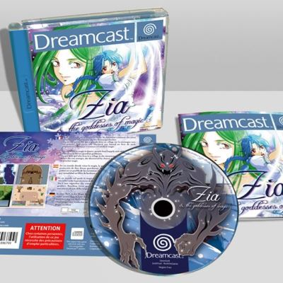 Zia & The Goddesses of Magic Dreamcast