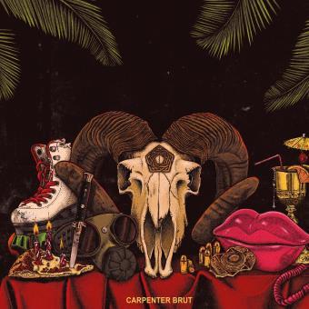 600d942d083f Trilogy Triple Vinyle - Carpenter Brut - Vinyle album - Achat   prix ...