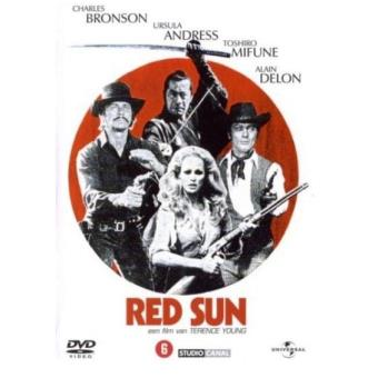 RED SUN (DVD ) (IMP)