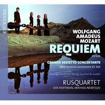 Requiem Grande Sestetto Concertante For String Quartet