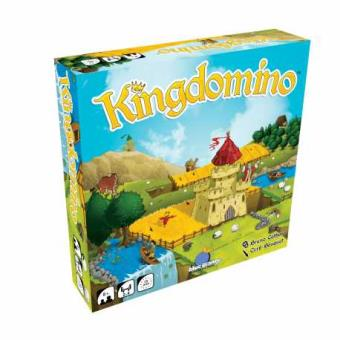 BLUE ORA KINGDOMINO