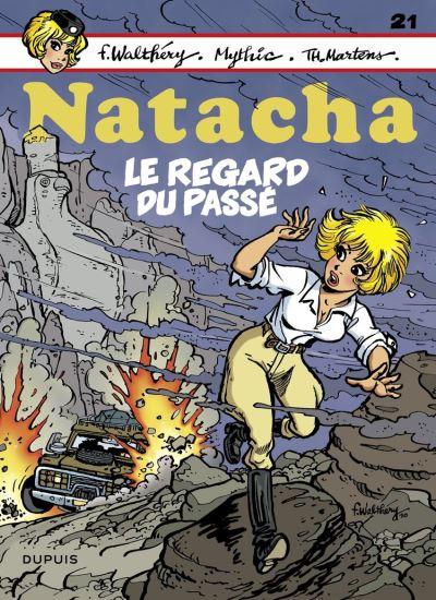 Natacha - Tome 21 - Le regard du passé - 9791034738885 - 5,99 €