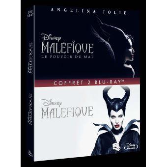 MaléfiqueCoffret Maléfique 1 et 2 Blu-ray