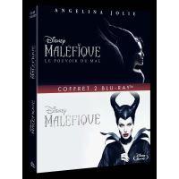 Coffret Maléfique 1 et 2 Blu-ray