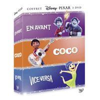 Coffret En avant Coco Vice-versa DVD