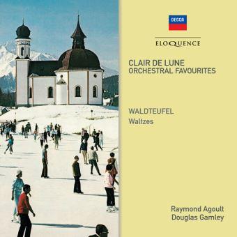 Clair de lune Orchestral Favorites Waltzes