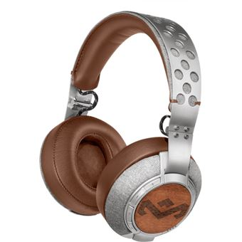 House of Marley Liberate XLBT (Zilver)