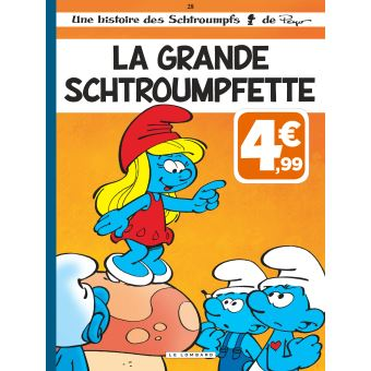 Les SchtroumpfsLes schtroumpfs,28:la grande schtroumpfette